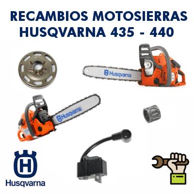 Recambios para motosierras Husqvarna 435 - 440