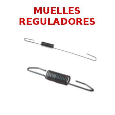 Muelles reguladores