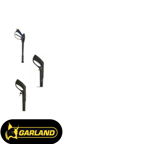 Garland guns for high pressure washers