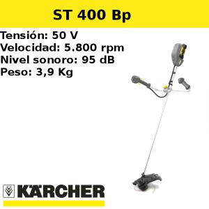 Desbrozadora Karcher ST 400 Bp a Batería