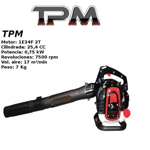 Soplador TPM