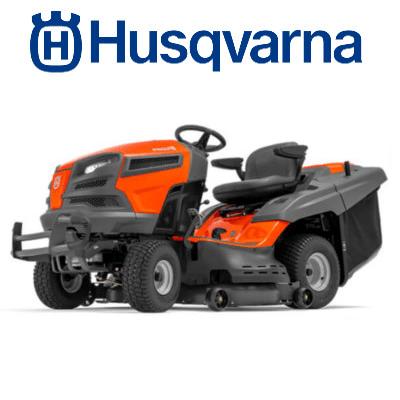 Tractores cortacesped Husqvarna