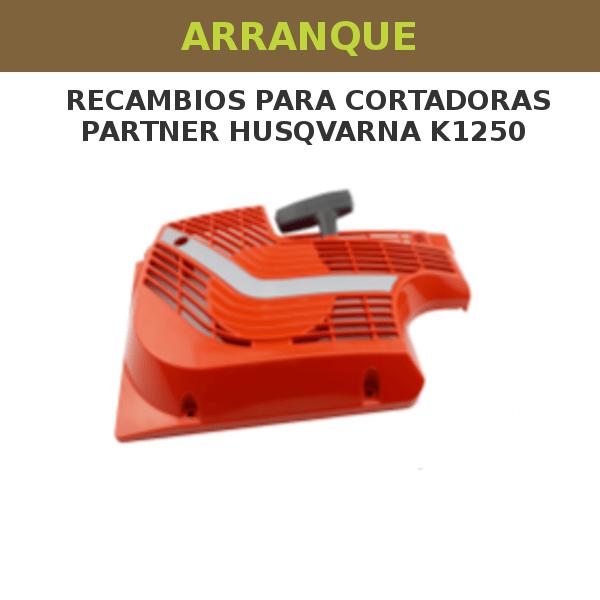 arranque para partner husqvarna k1250