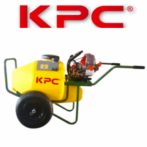 Carretillas sulfatadoras KPC