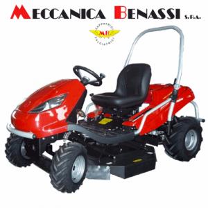 Tractores Cortacésped Meccanica Benassi
