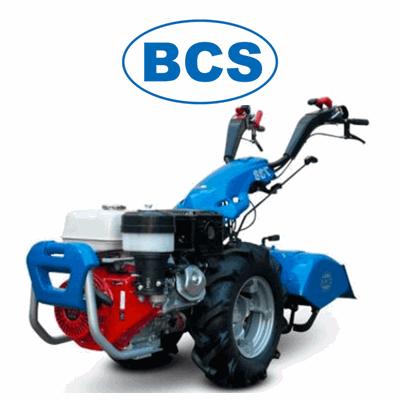 Motocultores BCS