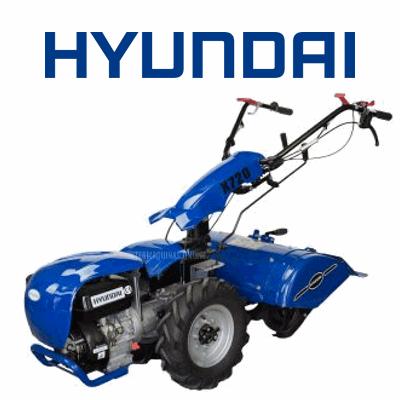 Motocultores HYUNDAI