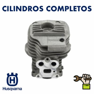 Cilindros Completos para Cortadoras Husqvarna