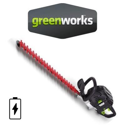 Cortasetos batería Greenworks