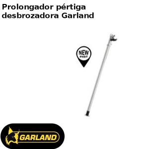 Prolongador pértiga Garland para desbrozadoras