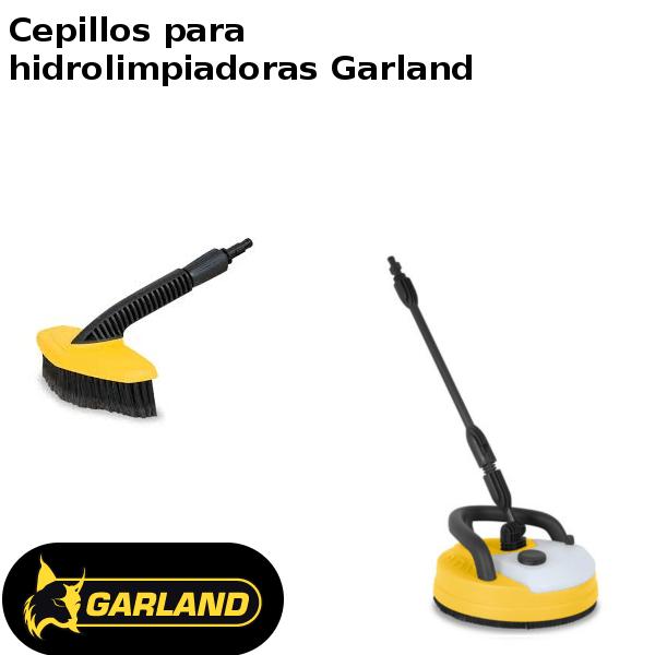 Cepillos Garland para hidrolimpiadoras