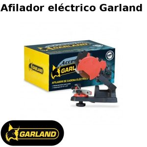 Afilador eléctrico Garland para motosierras