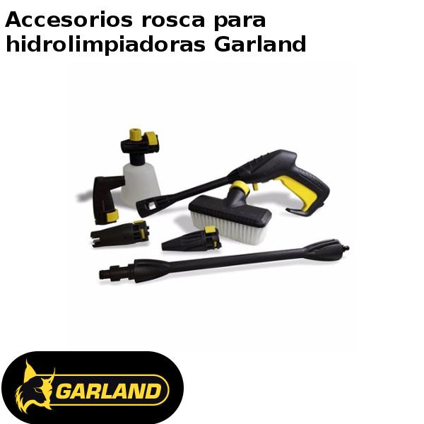 Accesorios rosca Garland para hidrolimpiadoras