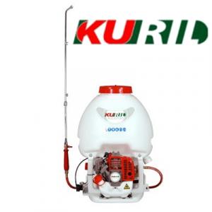 Grupos de Pulverización Kuril