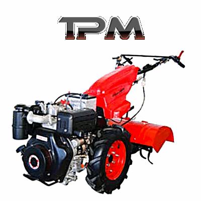 Motocultores TPM