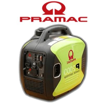 Generadores Eléctricos inverter Pramac