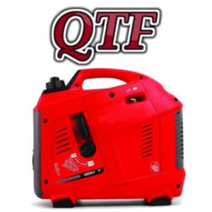 Generadores Eléctricos inverter QTF