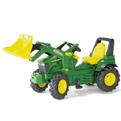 Tractores a pedales de juguete