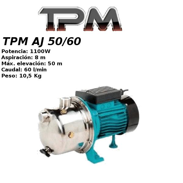 Grupo de presión TPM AJ 50/60
