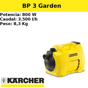 Bomba pozo Karcher BP 3 Garden
