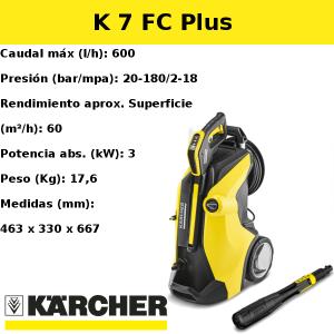 Hidrolimpiadora Karcher K 7 FC Plus
