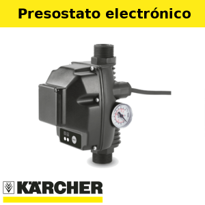 Pesostato electrónico Karcher