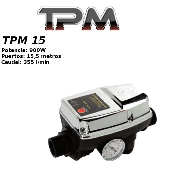 Controlmatic PC TPM 15