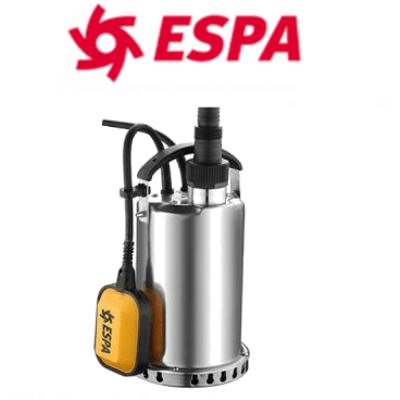 Bombas de Agua Espa, Jardino y Yaros