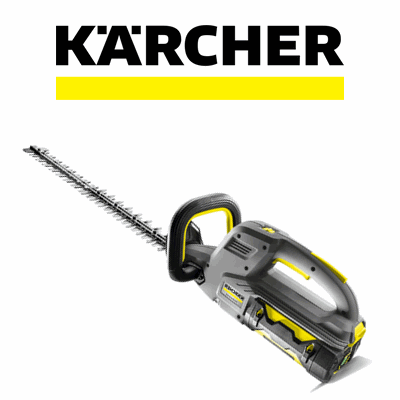 Cortasetos Karcher