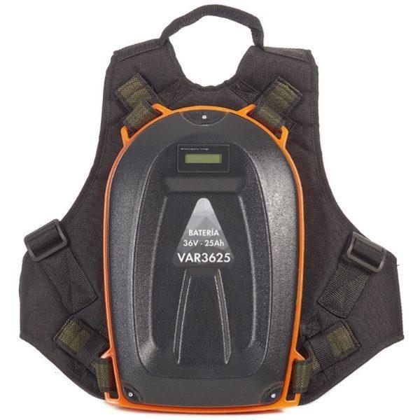 Batería mochila Anova VAR3625 para vareadora VAR600 y VAR700