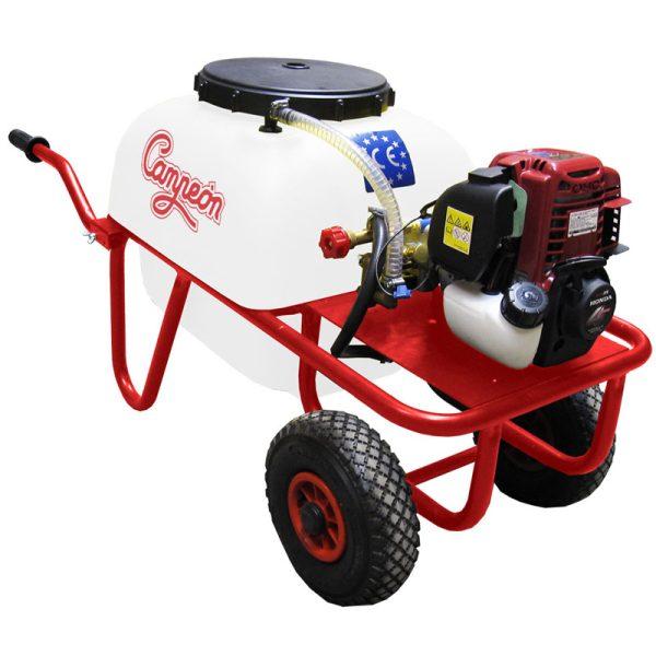 Carretilla sulfatadora 100 litros Campeón CP2-502 25,4 cc 0,9 kW