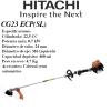 Desbrozadora Hitachi CG23ECP(SL)