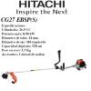 Desbrozadora Hitachi CG27EBSP(S)