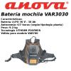 baterías VAR3030