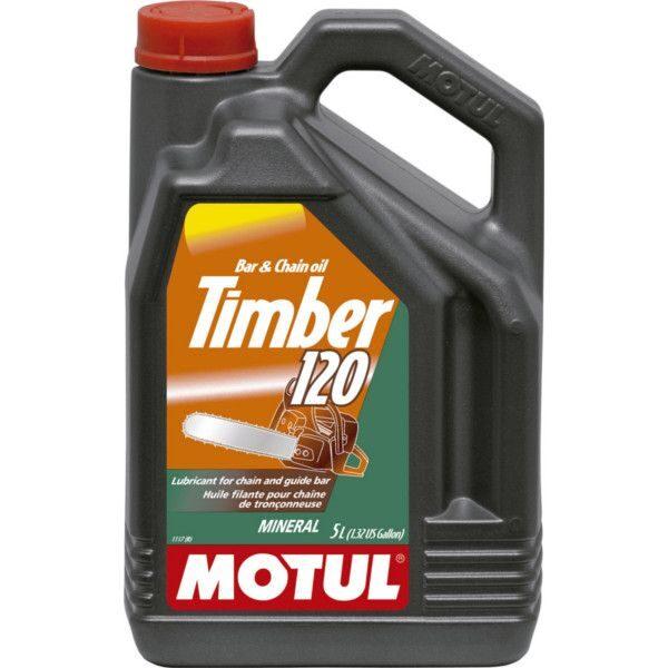 Aceite Cadenas Motul MT-100859 Timber 120 5 Litros