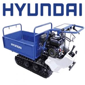 Carretillas oruga Hyundai