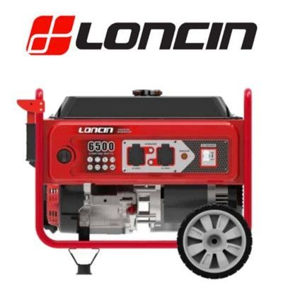 Generadores eléctricos Loncin