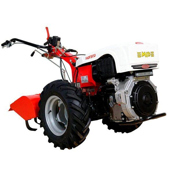 Roteco Mid Series Motorroller 4 + 2