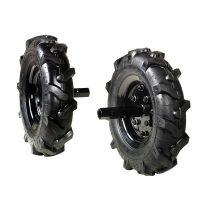 """Juego de ruedas neumáticas 3.50-8"""" bertolini 205 S"""