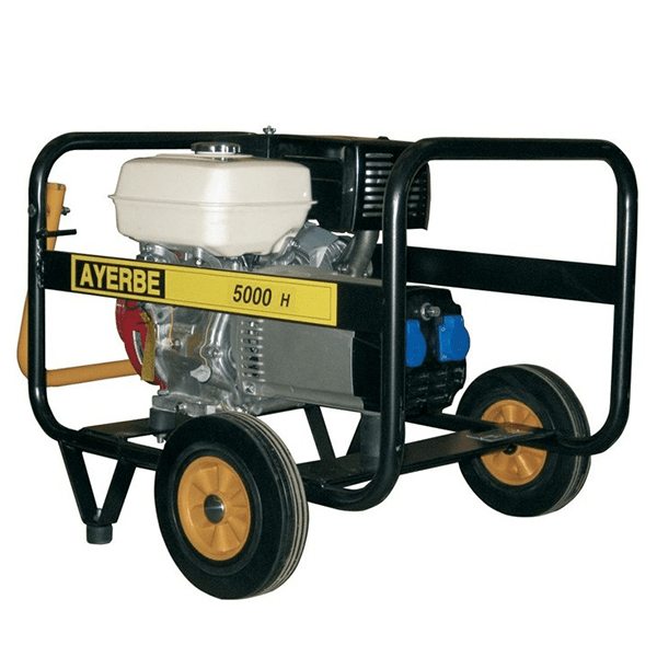 Generador eléctrico Ayerbe AY 5000 H MN E