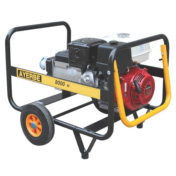 Generador eléctrico Ayerbe AY 8000 H MN E