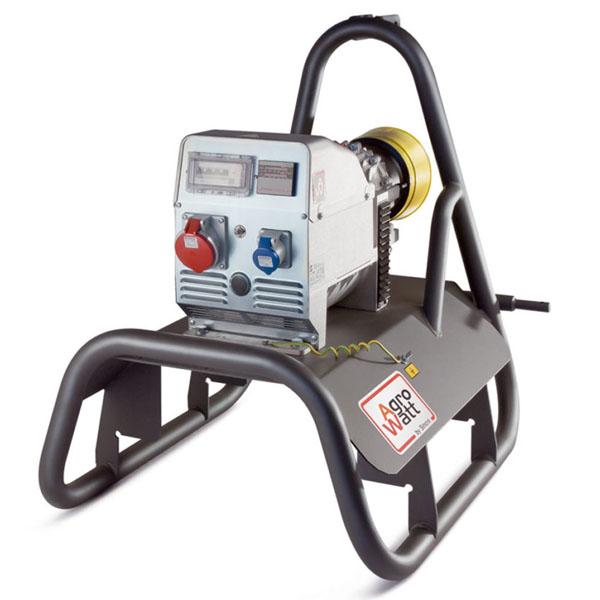 Generador eléctrico toma fuerza tractor Ayerbe AY 22 3000