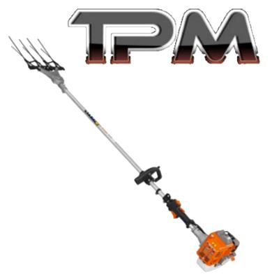 Vareadora de aceitunas TPM