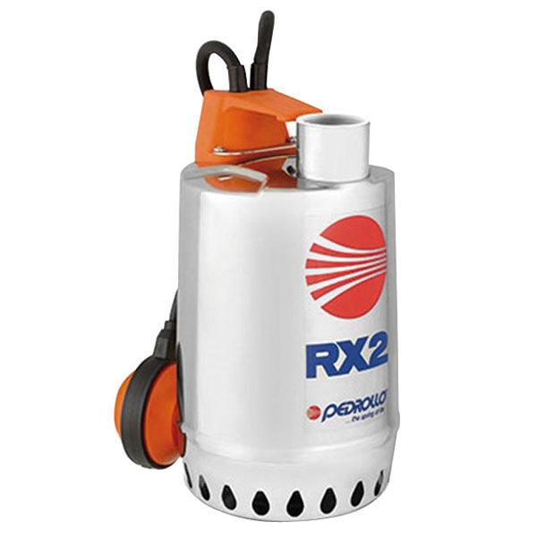 Ayerbe AY 220 RXM2 INOX Wasserpumpe 0,37kW 10mm 10M