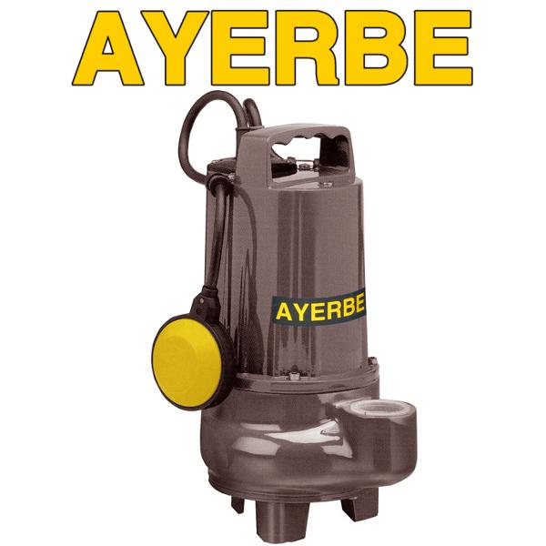 Ayerbe water pumps