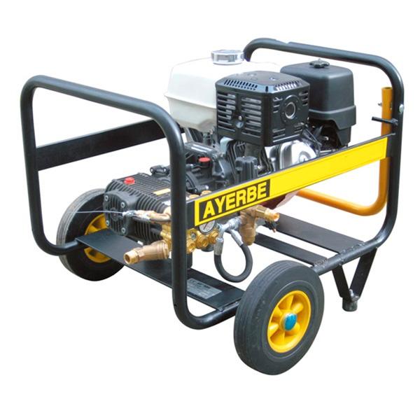 Hidrolimpiadora Ayerbe AY 240/4 H motor HONDA GX-390