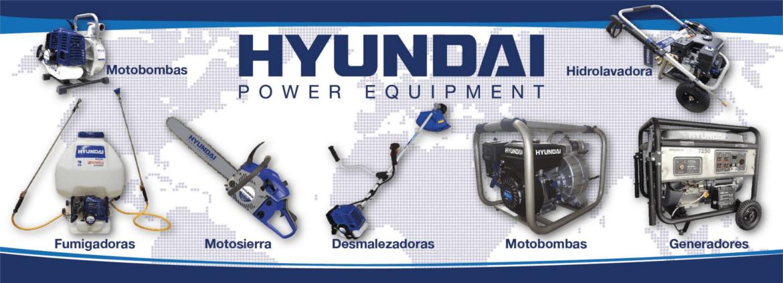 Maquinaria Hyundai