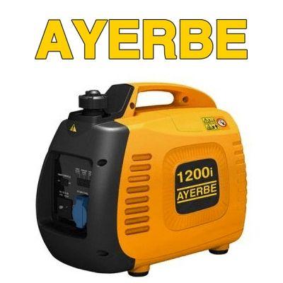 Generadores Eléctricos Inverter Ayerbe
