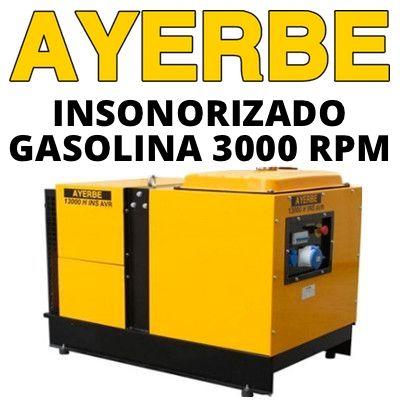 Generadores Eléctricos Insonorizados Ayerbe