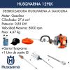 Desbrozadora Multifunción Husqvarna 129LK